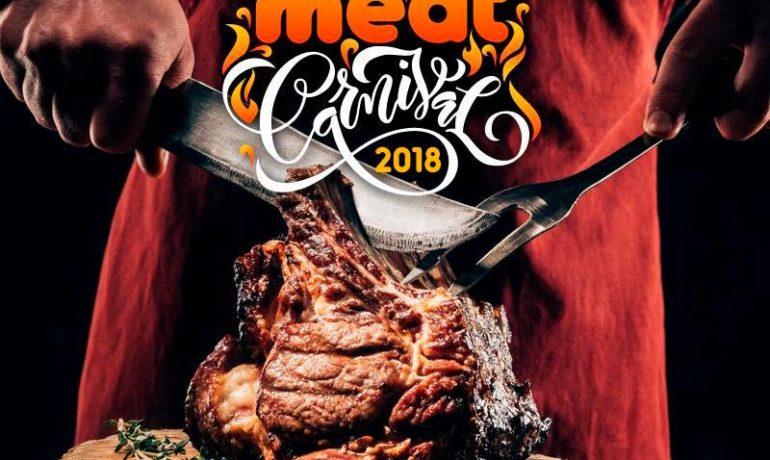 MEAT CARNIVAL 2018. DESPIERTA TU APETITO MÁS PRIMARIO. NO TE LO PUEDES PERDER