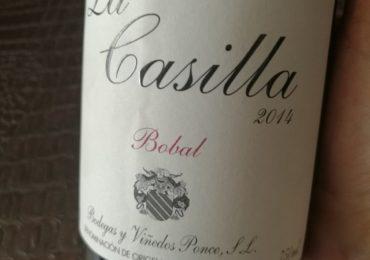 LA CASILLA 2014. LOS VINOS DE OTILIO