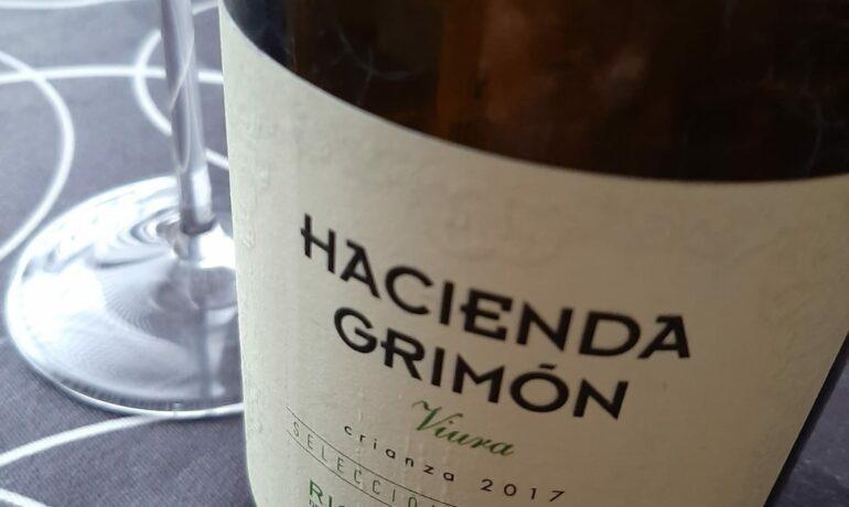 HACIENDA GRIMÓN 2017. LOS VINOS DE OTILIO.