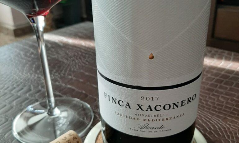 FINCA XACONERO 2017. LOS VINOS DE OTILIO