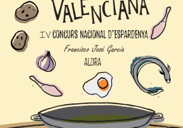 IV CONCURS NACIONAL D'ESPARDENYÀ A ALZIRA.