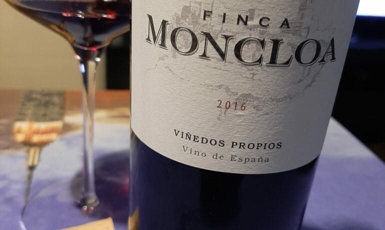FINCA MONCLOA 2016. LOS VINOS DE OTILIO
