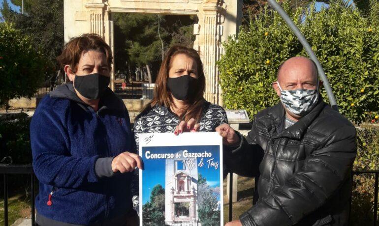 III edición del Certamen de Gazpacho Villa de Tous.